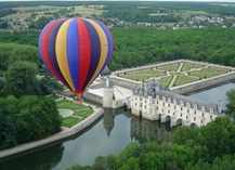 France Montgolfière - Balloon Flights - Montrichard