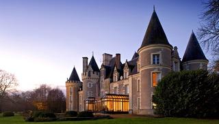 Château des Sept Tours - Courcelles-de-Touraine