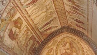 Fresques et Peintures Médiévales - Lignières-de-Touraine