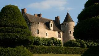 Château de Fontenay - Lignières-de-Touraine