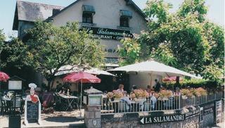 La Salamandre - Azay-le-Rideau