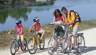 Loire Vélo Nature - Bréhémont