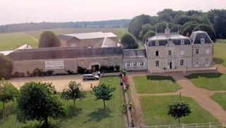 Château de l'Aulée - Azay-le-Rideau