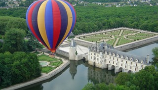 France Montgolfière  - Balloon Flights - Montrichard