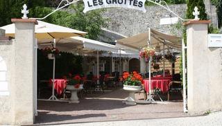 Restaurant touraine gastronomie terroir azay le rideau - Restaurant les grottes azay le rideau 37 ...