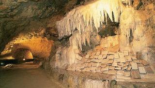 Grottes Pétrifiantes Savonnières-Villandry - Savonnières