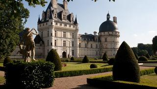 Parc et Château de Valençay - Valençay