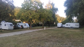Camping municipal Villaines les Rochers - Villaines-les-Rochers