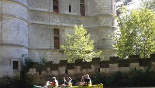 Location de Canoë Kayak - Azay-le-Rideau
