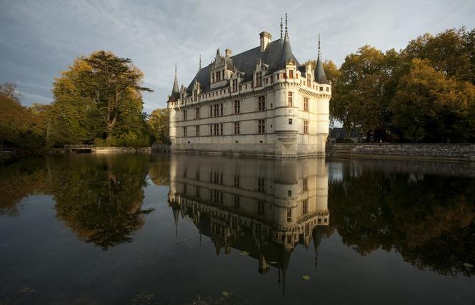 Château d'Azay-le-Rideau 2 - Azay-le-Rideau
