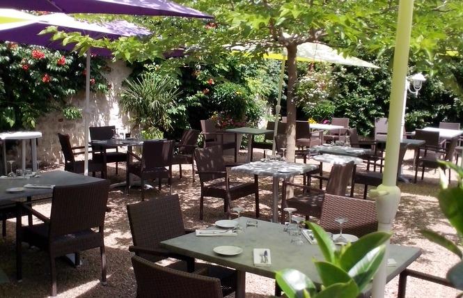 Restaurant l 39 aigle d 39 or office de tourisme du pays d - Restaurant l aigle d or azay le rideau ...
