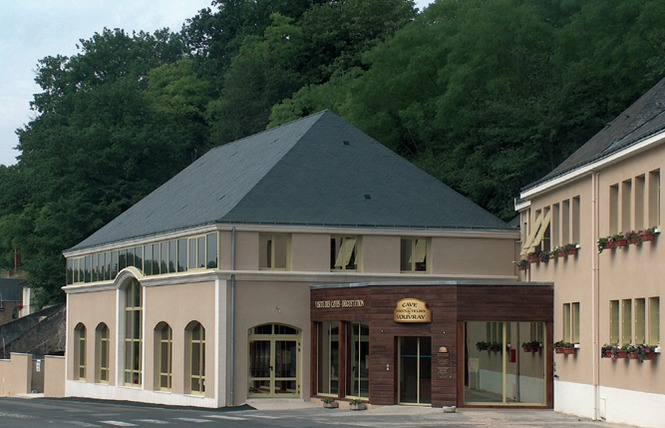 Cave des producteurs de vouvray office de tourisme du pays d 39 azay le rideau - Office de tourisme vouvray ...